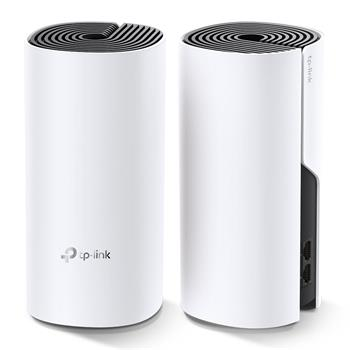 Wifi router TP-LINK Deco M4 indoor 2,4/5 GHz, AC1200 Mbps, Gigabit port, 2pack
