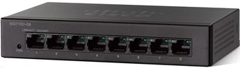Switch Cisco SG110D-08 8x 10/100 port, unmanaged, Desktop